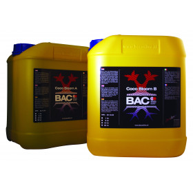 BAC Coco Bloom A/B 2x5ltr