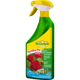 Pyrethro-Pur Spray 750 ml Ornamentals plants