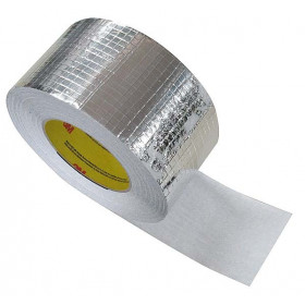 Ruban adhésif aluminium renforcé 50 mtr...