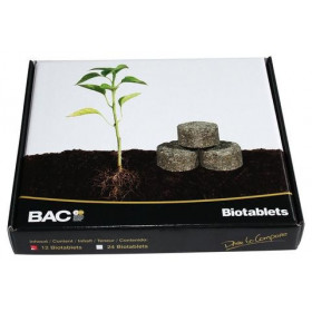 BAC Biotablets 24pcs
