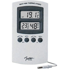 Thermometer/Hygrometer  Min-Max  In/Out