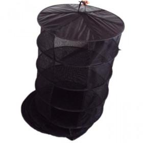 Filet de Sèchage Suspendu Noir (60x60cm) Qualité...