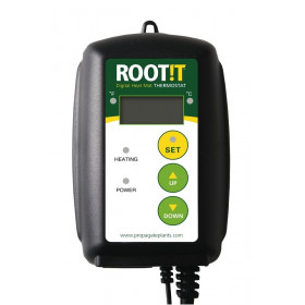 ROOT!T Thermostat For Heat Mats and EcoHeat Max 1000 W