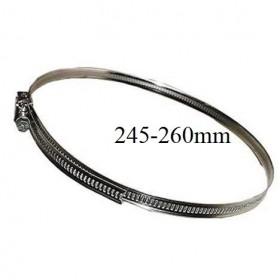 Collier de serrage 245-260 mm