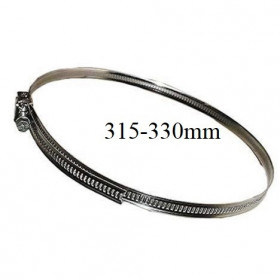 Collier de Serrage 315-330mm
