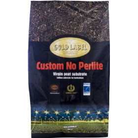Gold Label Custom Mix No Perlite 50ltr