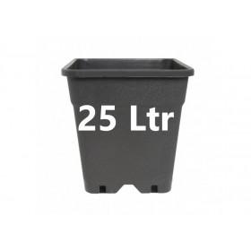 Pot Carré 25 Ltr (33x33x35cm) TOP QUALITY