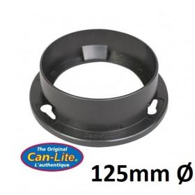 Connecteur 125mm Ø pour  Can filters...