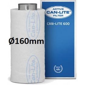 Filtre à Charbon Can-Lite 600 (600-800m³/h) (160 Ø)