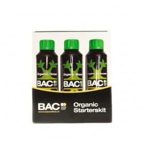 BAC Organic Starter Kit Basic