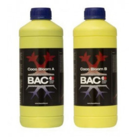 BAC Coco A/B Bloom 2x1ltr