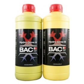 BAC Hydro Grow A/B 2x1ltr