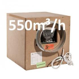 ISOBOX MDF 550m³/h