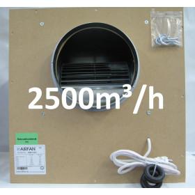 ISOBOX MDF 2500m³/h