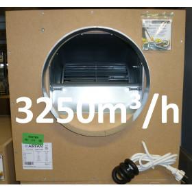 ISOBOX MDF 3250m³/h