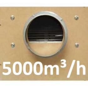 ISOBOX MDF 5000m³/h