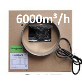 ISOBOX MDF 6000m³/h