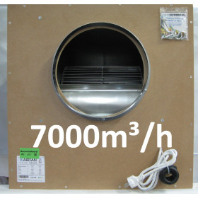 ISOBOX MDF 7000m³/h