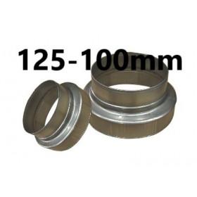 Réducteur 125mm-100mm