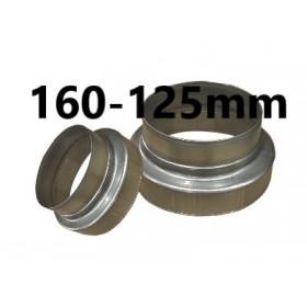 Réducteur 160mm-125mm