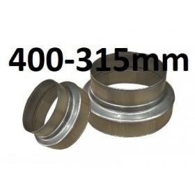 Reducer 400mm-315mm