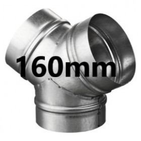 Connector Y 160 mm
