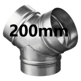 Connecteur Y 200mm