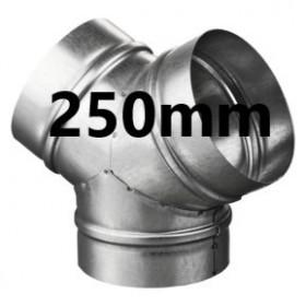 Connecteur Y 250mm ø