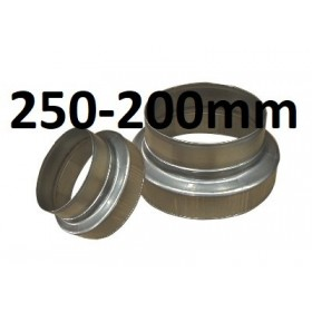 Reducer 250-200mm
