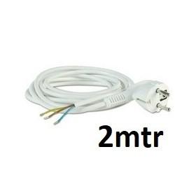 Power Cord 2mtr + Plug