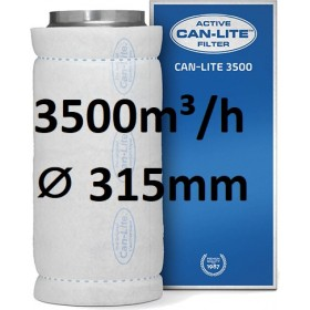Can-Lite 3500 (3500-3850m³/h) Ø 315mm