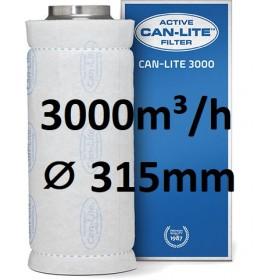 Can-Lite 3000 (3000-3500m³/h) Ø 315 mm