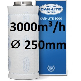 Can-Lite 3000 (3000-3500m³/h) Ø 250mm
