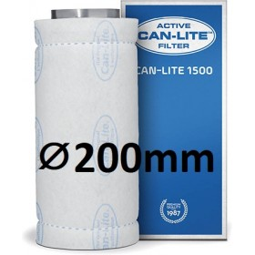 Can-Lite 1500 (1500-1650m³/h) ⌀ 200mm