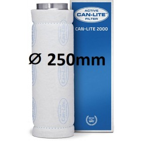 Can-Lite 2000 (2000-2200m³/h) ⌀ 250mm