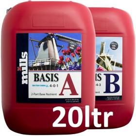 Mills Basis A/B HC 20ltr