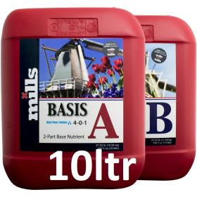 Mills Basis A/B HC 10ltr