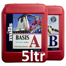 Mills Basis A/B HC 5ltr