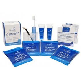 Bluelab Kit d'Entretien pour Testeur pH & EC