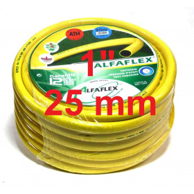 "Tuyau d'arrosage anti-torsion Alfaflex 25 mm 1"" 1 mtr"