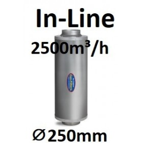 CAN In-Line Filter 2500 (2500-2750m³/h) ⌀ 250mm