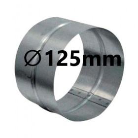 Jonction Femelle 125mm Ø