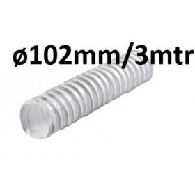 Gaine 102mm ø 1er Prix (3mtr)
