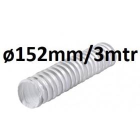 Gaine 152mm ø 1er Prix (3mtr)
