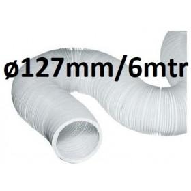 Air Hoses 127mm ø (6mtr)