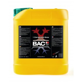 BAC 1 Component Grow 5 ltr