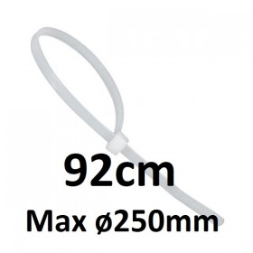 Collier de Serrage PVC 92cm /pc