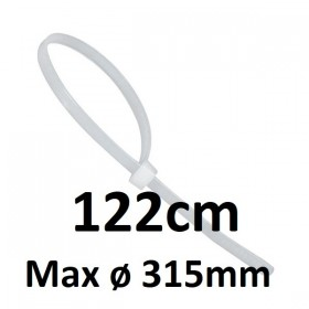 Collier de Serrage PVC 122cm