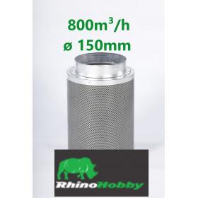 Rhino Hobby 150x600 800m³/h
