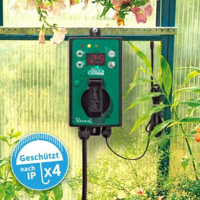 BioGreen Thermostat Digital pour SERRE